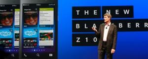 BlackBerry CEO Thorsten Heins at BBWorld 2013 - © IT World Canada