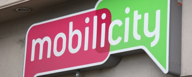 Mobilicity sign