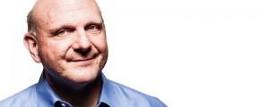 Steve Ballmer, Microsoft 2013