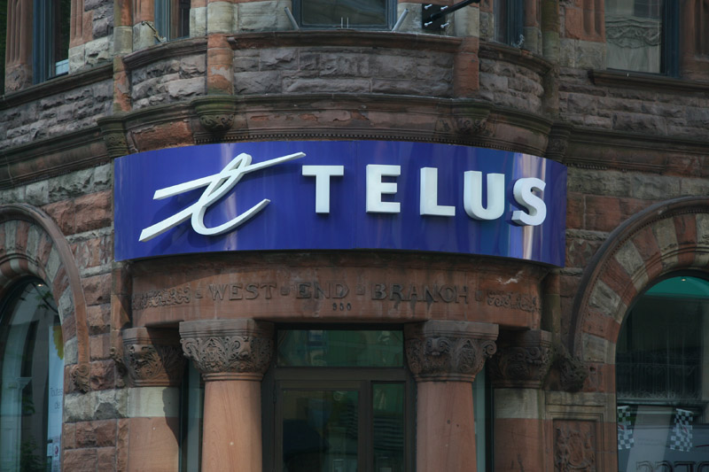 Telus plans for Huawei gear in access part of its 5G network