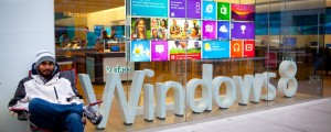 Microsoft Windows 8 launch 2012