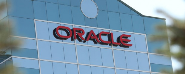 Oracle Canada sign