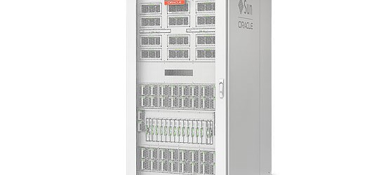 The latest version of the Sparc M-series server has the M6 processor