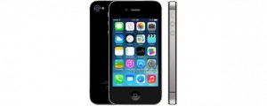 iPhone 4S for Web