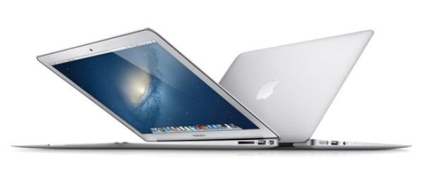 Apple MacBook Air also