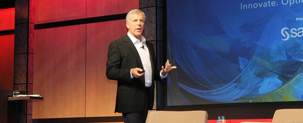 Jim Davis, SAS executive vice-president and CMO.
