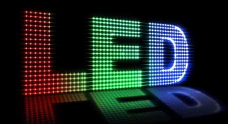 LED lights Sign
