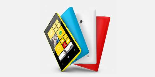 Nokia's Lumia 520 runs Windows Phone