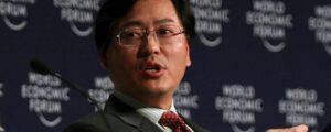 Yang Yuanquing,CEO of  Lenovo