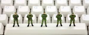 Computer Military Keyboard