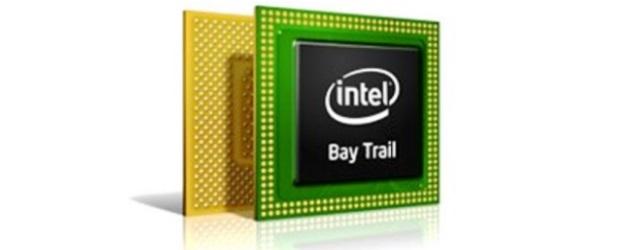 Intel Bay Trail Chip