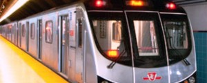 TTC train