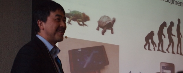 Yoichi Washida, associate professor, Graduate School of Commerce and Management at Hitotsubashi University, Tokyo