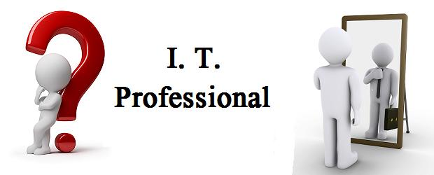 professionalism in information technology