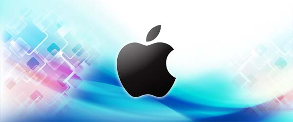 Apple-badge-abstract-colors