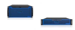 Network Instruments' GigaStor, left, and Matrix appliances will become part of JDS Uniphase