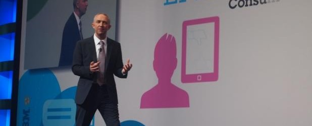 IBM's Craig Hayman set out the new features at the Connect 2014 conference