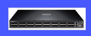 Cumulus Linux OS will be an option on this Dell S6000 switch