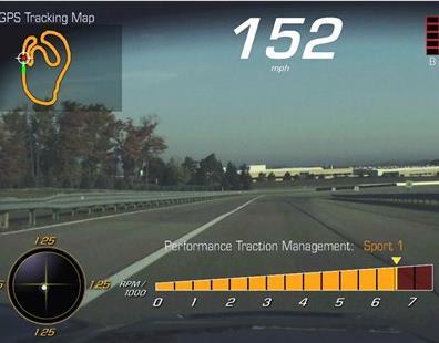 Cosworth Performance Data Recorder