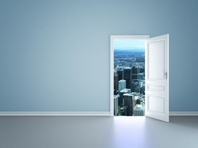 INSIDE Door SHUTTERSTOCK