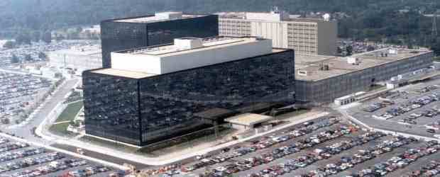 The US National Security Agency headquarters