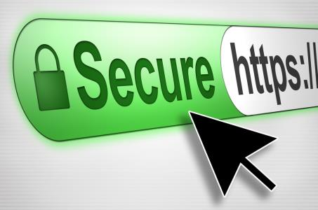 SMALL Secure web site graphic SHUTTERSTOCK