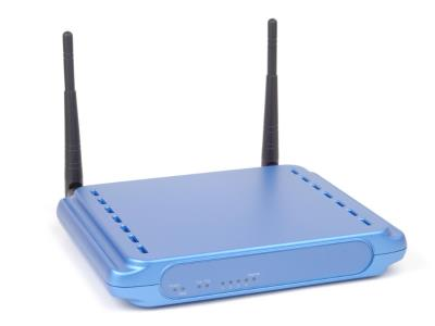 SMALL generic wifi access point SHUTTERSTOCK