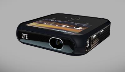 SLIDE ZTE Projector Hotspot EDITED