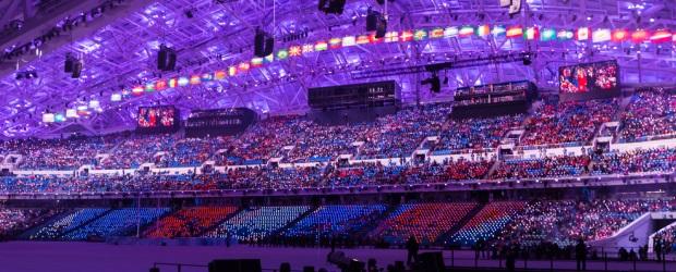 Sochi opening ceremonies (c) Iurii Osadchi via Shutterstock.com