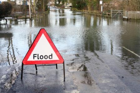 INSIDE Flood SHUTTESTOCK