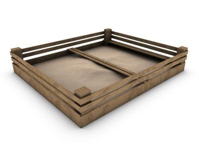 INSIDE Sandbox SHUTTERSTOCK