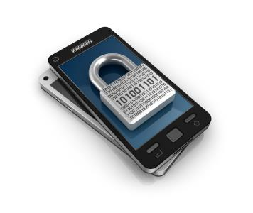 INSIDE mobile encryption SHUTTERSTOCK