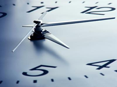 INSIDE time, clock  SHUTTERSTOCK