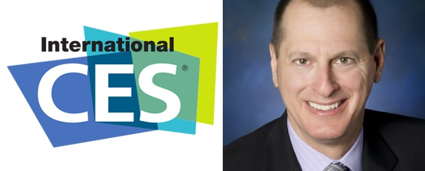 FEATURE Gary Shapiro of CES with CES logo