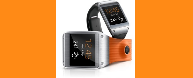 Samsung's Galaxy Gear smart watch