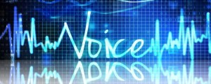 Voice Neon Lights