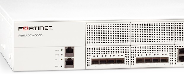 Fortinet's FortiADC-4000D