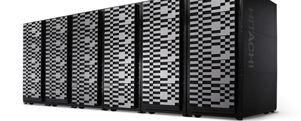 FEATURE Hitachi VSP G1000 racks