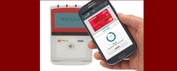 Rogers Communications digital wallet, announced in 2014
