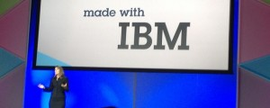 Marie Wieck, general manager of IBM's MobileFirst at IBM Impact 2014. (Image: IBM).