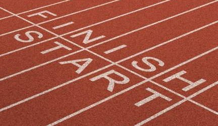 Start & Finish Line