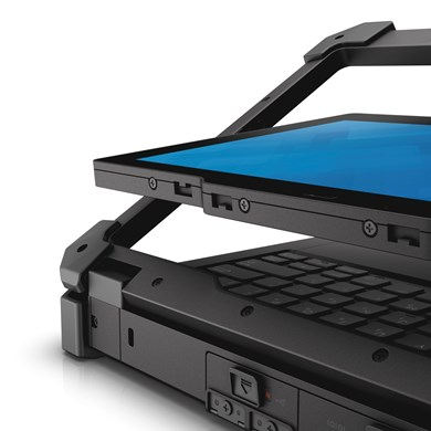 The Dell Latitude 12 Rugged Extreme