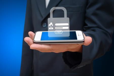 SLIDE mobile security SHUTTERSTOCK