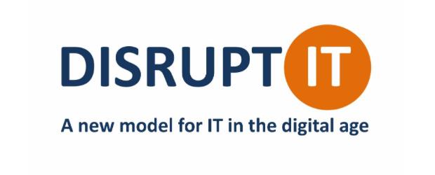 Disrupt IT book CIOs Canada