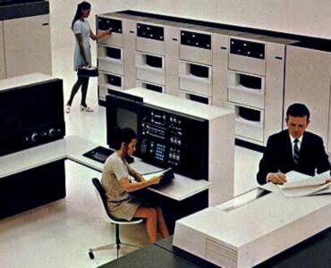 An IBM System 370 model 165
