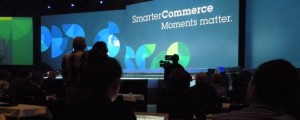 2014 IBM SmarterCommerce conference (ITWC photo)
