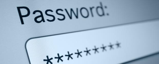 Password graphic SHUTTERSTOCK