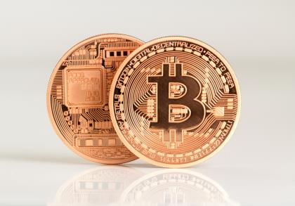 SLIDE SIZE Bitcoin #2 SHUTTERSTOCK