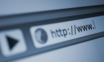 SLIDE SIZE Browser address bar SHUTTERSTOCK