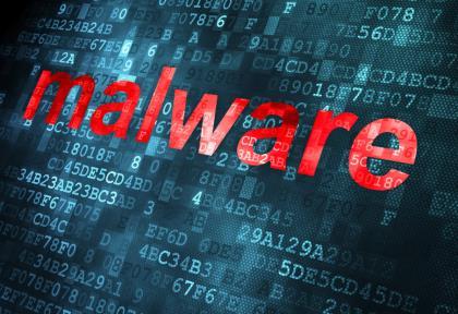 SLIDE SIZE Malware graphic SHUTTERSTOCK